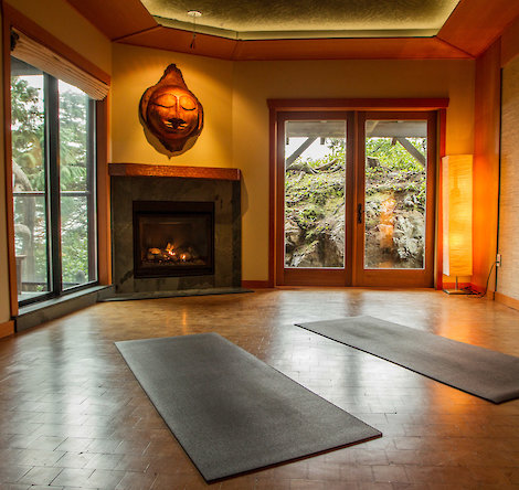 Rainforest Haven Yoga